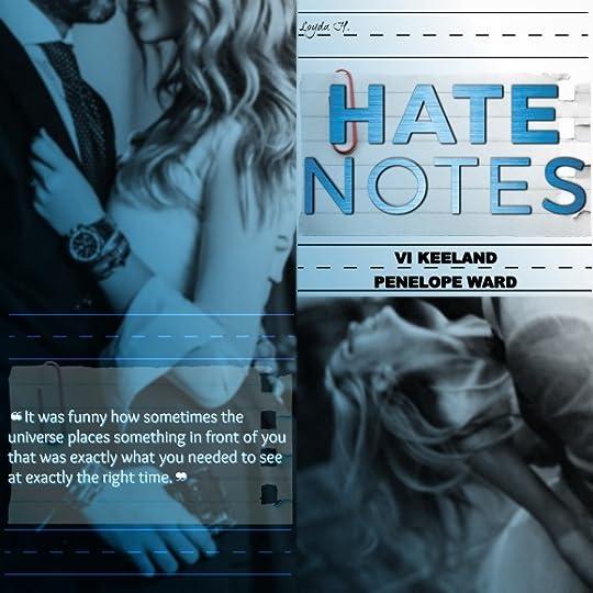 Hate notes teaser