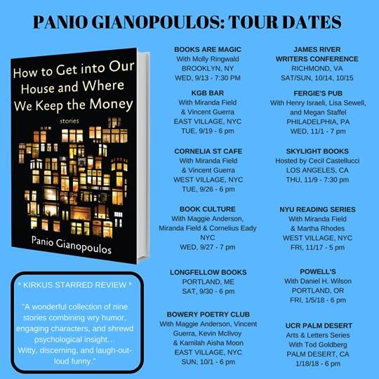 Panio Gianopoulos's Blog