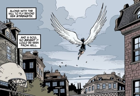 Lucifer, Vol  4: The Divine Comedy by Mike Carey