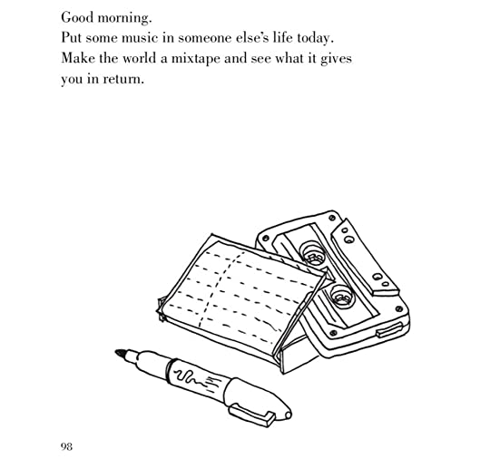 Gmorning, Gnight!: Little Pep Talks for Me & You by Lin