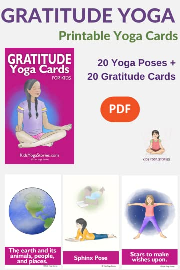 picture relating to Yoga Poses for Kids Printable titled Giselle Shardlows Site, web page 5