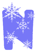 winter-flakes-font
