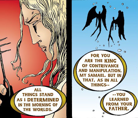 Lucifer, Vol  6: Mansions of the Silence by Mike Carey