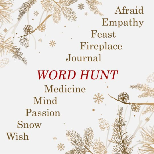 Mental Health Bookclub - MHB reading challenges: Winter word