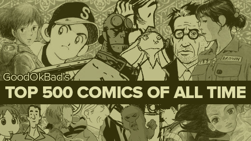 The Best Graphic Novels Of All Time