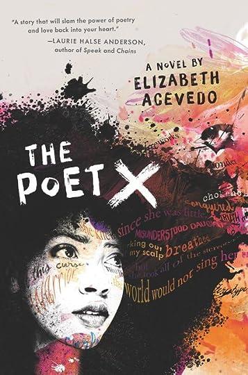 Image result for elizabeth acevedo the poet x