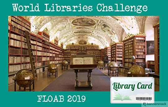 For Love of a Book - 2019 World Libraries Challenge : Melanie's