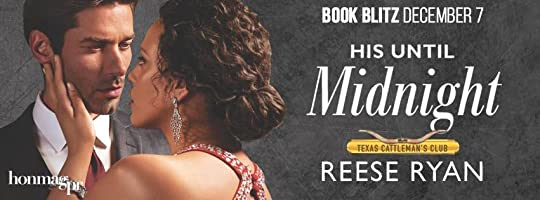 His Until Midnight by Reese Ryan now available!