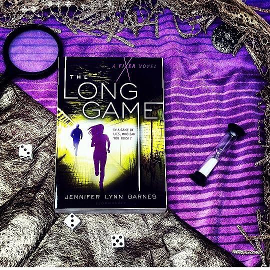 the long game by jennifer lynn barnes bookstagram.jpg