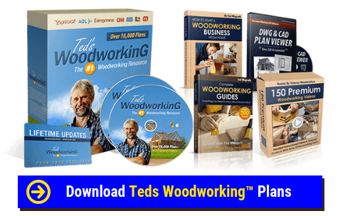 Teds Woodworking 16 000 Woodworking Projects By Ted Mcgrath