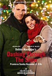Debbie Macomber's Dashing Through the Snow Poster