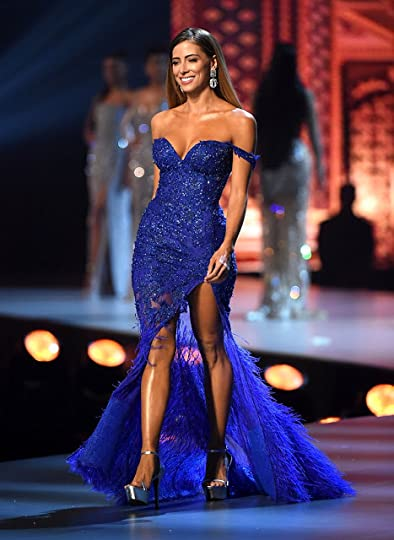 aeb91dcd248 Miss Universe Costa Rica Natalia Carvajal--Last on my Top 10 Gown List from  this year s Miss Universe