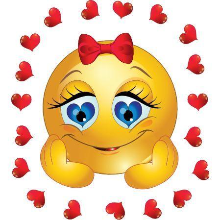 girl smiley in love (1)