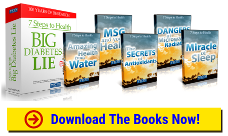 7 Steps to Health and The Big Diabetes Lie: Reverse Type 2