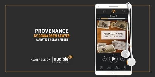 Donna Drew Sawyer (Author of Provenance)
