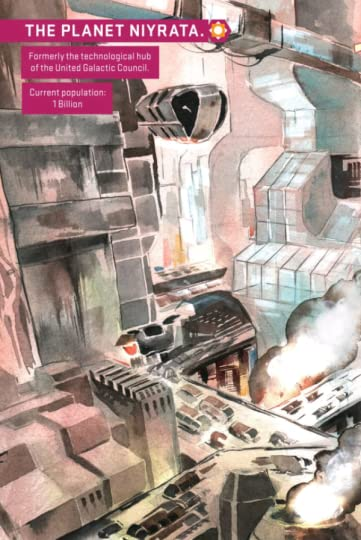 Descender, Vol  1: Tin Stars by Jeff Lemire