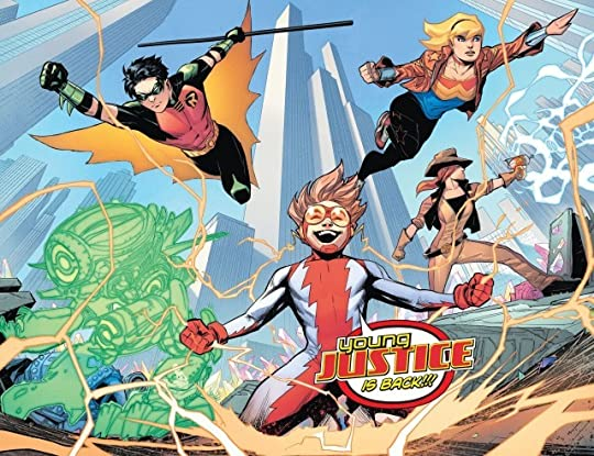 Young Justice (2019-) #1 by Brian Michael Bendis