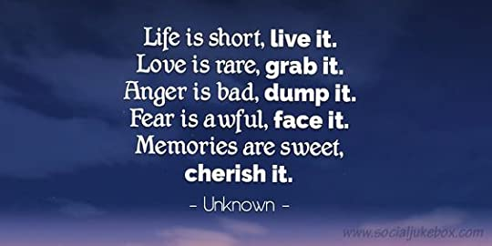 Image result for life is short live it