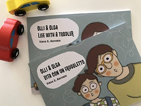 Olli&Olga -Life with Toddler