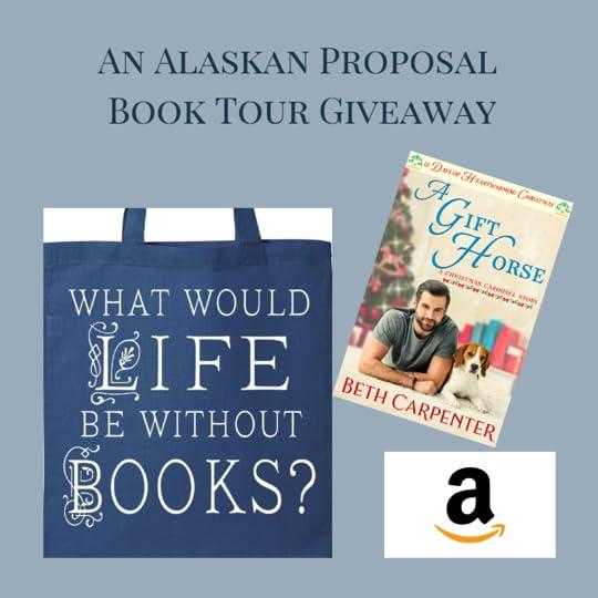An Alaskan Proposal Giveaway