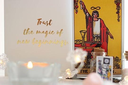 The Magician - Rider Waite Tarot