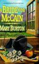 Original cover of Mary Burton's A BRIDE FOR MCCAIN