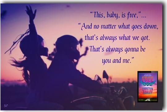 Free (Chaos, #6) by Kristen Ashley