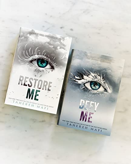 Defy Me and Restore Me