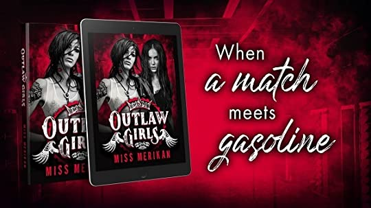 Outlaw Girls by Miss Merikan