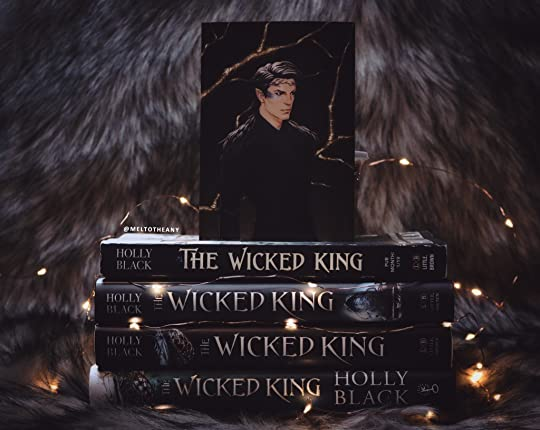 The Wicked King (The Folk of the Air, #2) by Holly Black