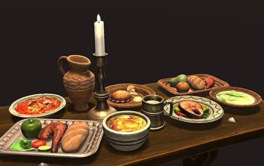 medieval cuisine foods eating history books cooking club discuss etc related