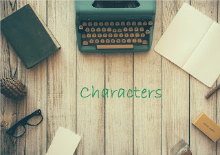 From Rachael's Desk - Characters