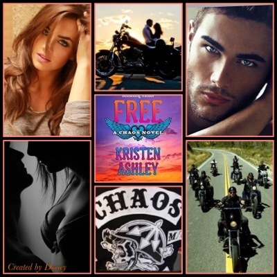 Free (Chaos, #6) by Kristen Ashley