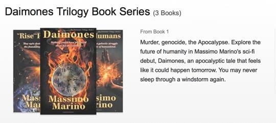The Daimones Trilogy