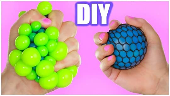 Squishy Stress Ball Recipe