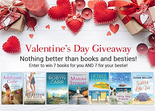 Melissa Foster's Blog - VALENTINE'S DAY GIVEAWAY! - February