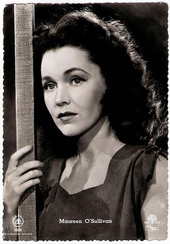 Maureen O'Sullivan in Tarzan's Secret Treasure (1941)