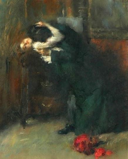 Antonio Ambrogio Alciati (1878-1929) - The Kiss