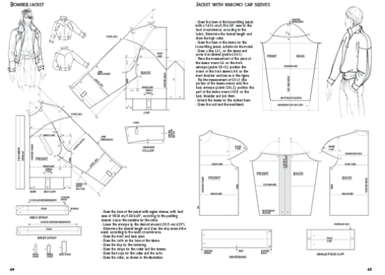 Fashion Patternmaking Techniques Vol 2 Women Men How To Make Shirts Undergarments Dresses And Suits Waistcoats Men S Jackets By Antonio Donnanno