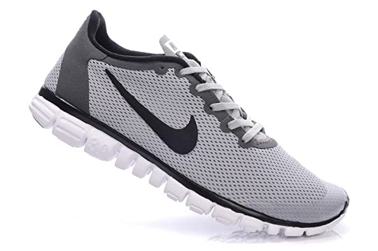 99ced451308 nike air max running shoes Nike free 3 0 v2 mens grey black shoes