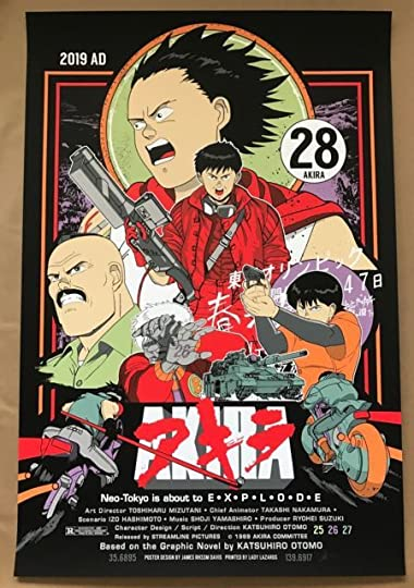 Brian S Review Of Akira Vol 1