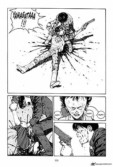 Brian S Review Of Akira Vol 1