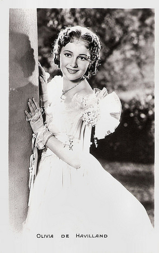 Olivia de Havilland in The Charge of the Light Brigade (1936)