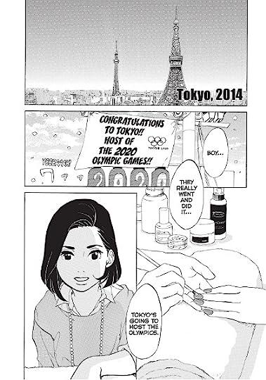 Tokyo Tarareba Vol. 1 by Akiko Higashimura