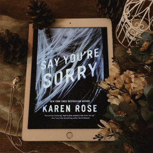 Say You're Sorry book photo