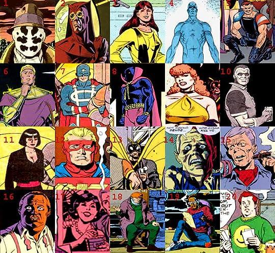 0e6da652226b Watchmen (Watchmen  1-12) by Alan Moore