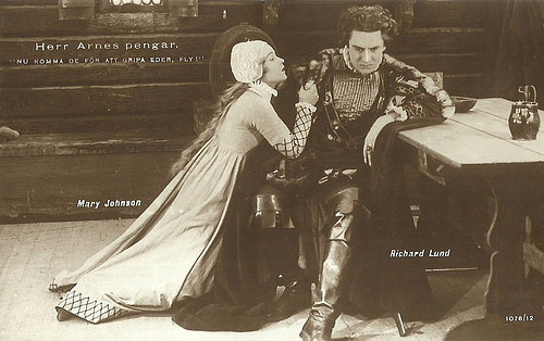 Richard Lund in Sir Arne's Treasure
