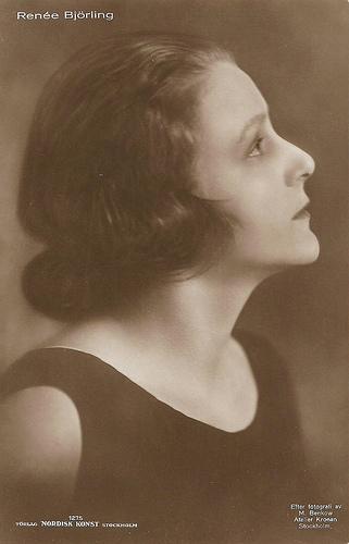 Renée Björling