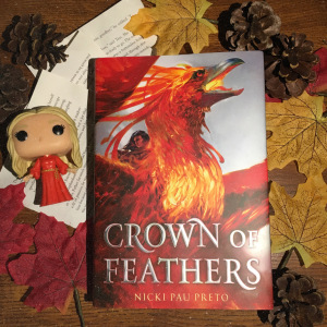 Crown of Feathers book photo
