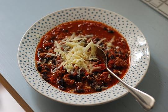 Melissa Clark Pork and Black Bean Chili
